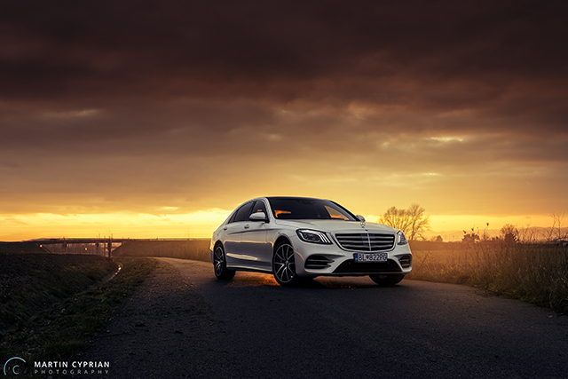 Mercedes Benz S400d Long